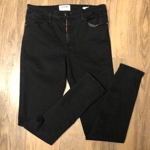 Frame Denim Jeans - FRAME Denim | Le High Skinny size 30